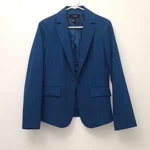 Forever 21 Women's Royal Blue Blazer